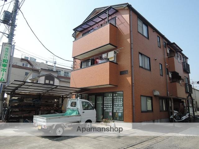 埼玉県上尾市、上尾駅徒歩25分の築21年 3階建の賃貸マンション