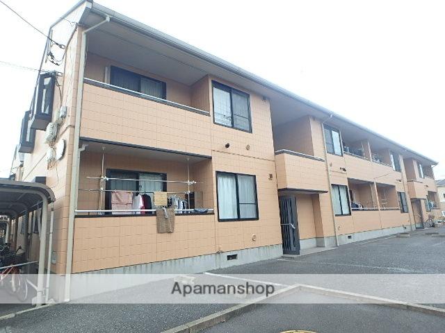 埼玉県上尾市、上尾駅徒歩22分の築22年 2階建の賃貸アパート