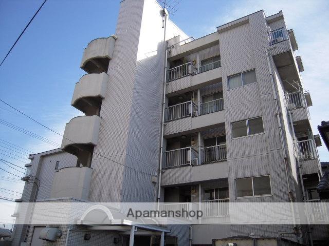埼玉県北本市、北本駅徒歩17分の築25年 6階建の賃貸マンション
