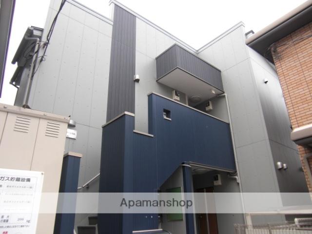 埼玉県上尾市、上尾駅徒歩15分の築10年 2階建の賃貸アパート
