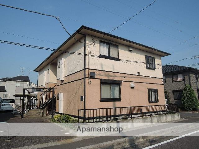 埼玉県北足立郡伊奈町、志久駅徒歩11分の築19年 2階建の賃貸アパート