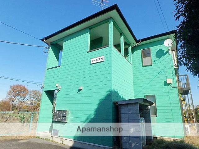 埼玉県上尾市、原市駅徒歩18分の築21年 2階建の賃貸アパート