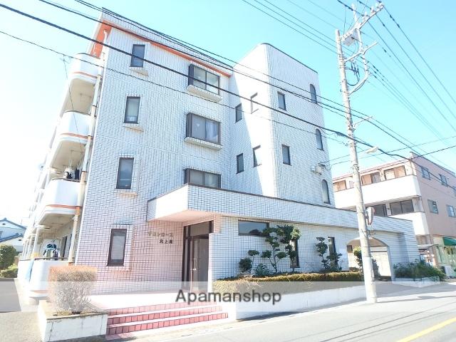 埼玉県上尾市、上尾駅徒歩28分の築27年 4階建の賃貸マンション