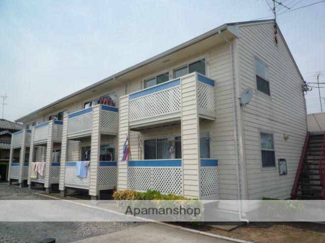 埼玉県上尾市、上尾駅徒歩23分の築22年 2階建の賃貸アパート