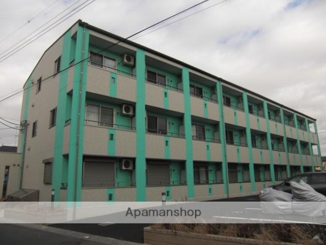埼玉県北足立郡伊奈町、志久駅徒歩15分の築9年 3階建の賃貸マンション