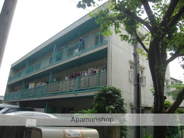 埼玉県北本市、北本駅徒歩20分の築40年 3階建の賃貸マンション