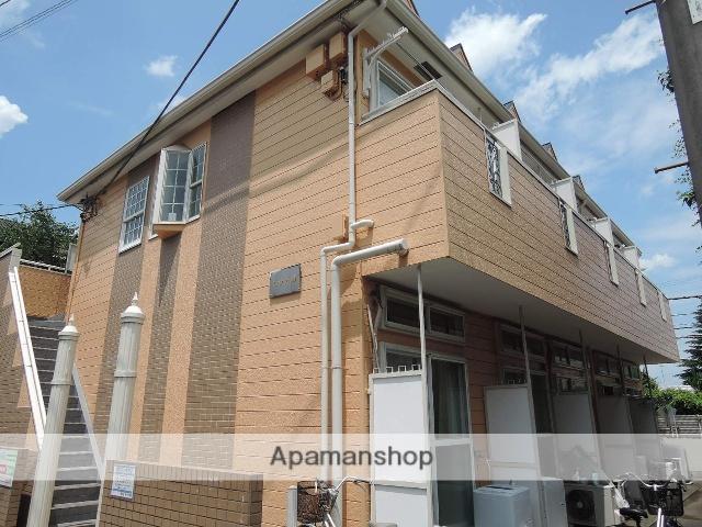 埼玉県上尾市、上尾駅徒歩10分の築28年 2階建の賃貸アパート