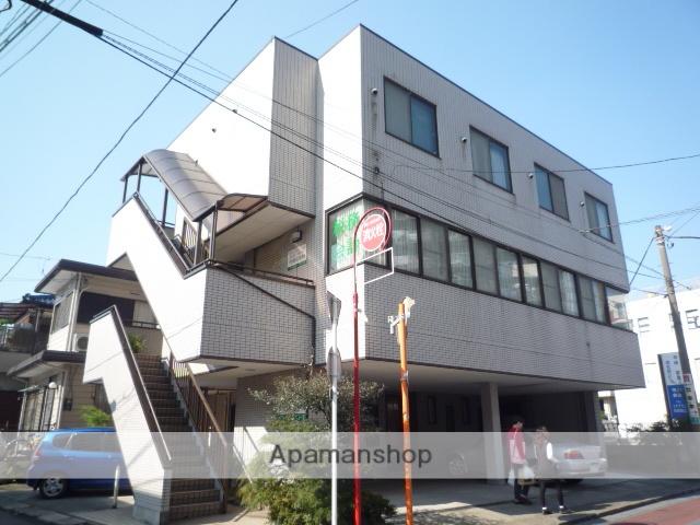 埼玉県上尾市、上尾駅徒歩5分の築25年 3階建の賃貸マンション
