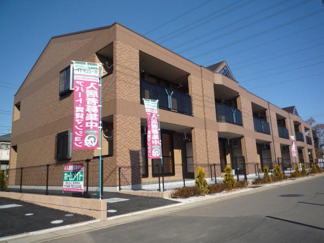埼玉県上尾市、上尾駅徒歩23分の築8年 2階建の賃貸アパート