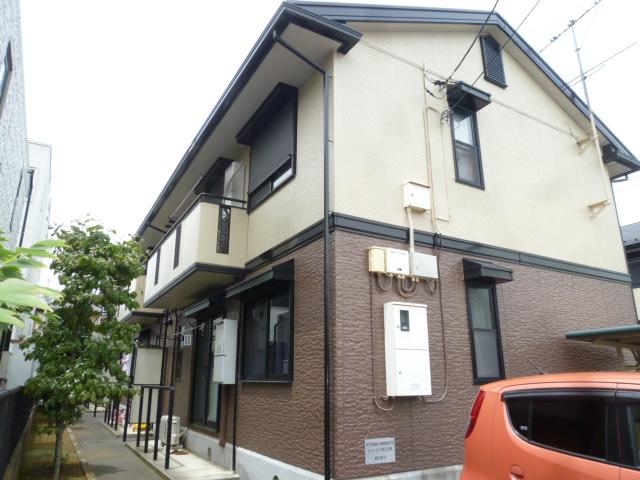 埼玉県北本市、北本駅徒歩4分の築19年 2階建の賃貸アパート