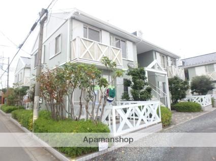 埼玉県鴻巣市、鴻巣駅徒歩11分の築24年 2階建の賃貸アパート