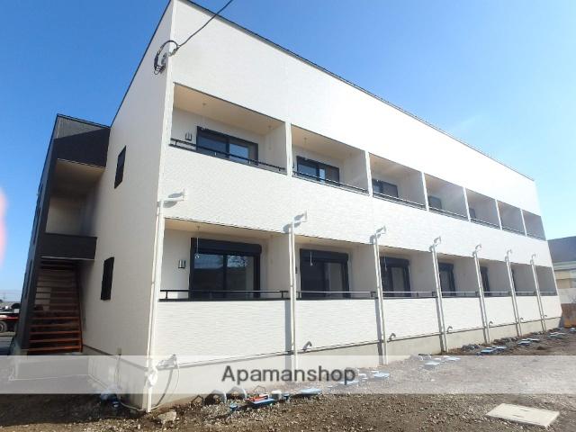 埼玉県北本市、北本駅徒歩15分の築2年 2階建の賃貸アパート