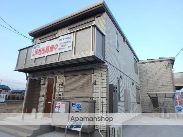 埼玉県北足立郡伊奈町、羽貫駅徒歩7分の築1年 2階建の賃貸アパート