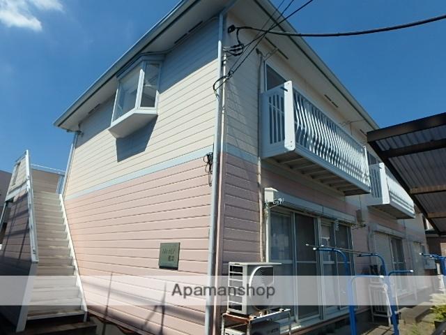 埼玉県上尾市、上尾駅徒歩15分の築24年 2階建の賃貸アパート