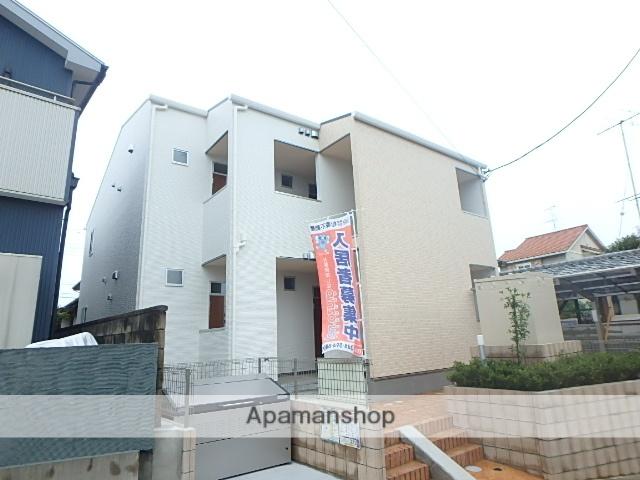 埼玉県鴻巣市、鴻巣駅徒歩13分の新築 2階建の賃貸アパート