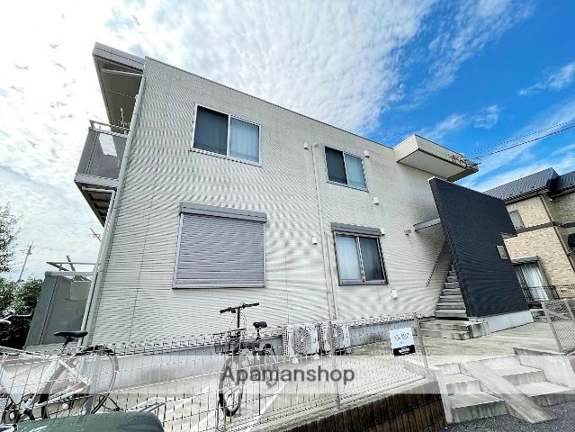 埼玉県桶川市、北上尾駅徒歩39分の新築 2階建の賃貸アパート