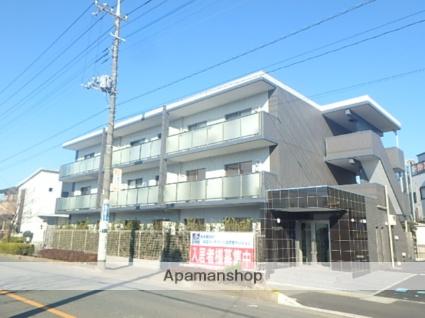 埼玉県桶川市、北上尾駅徒歩14分の新築 3階建の賃貸マンション