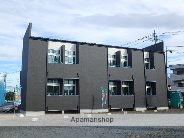 埼玉県北足立郡伊奈町、羽貫駅徒歩3分の新築 2階建の賃貸アパート