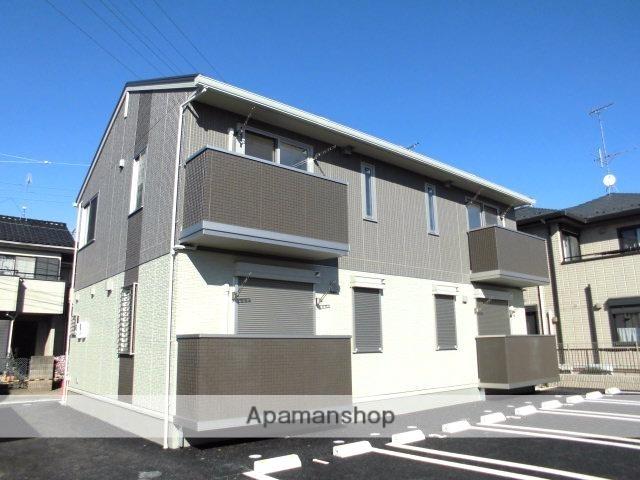 埼玉県鴻巣市、北本駅徒歩16分の新築 2階建の賃貸アパート
