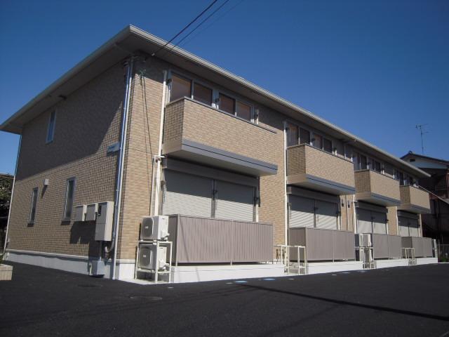埼玉県桶川市、北上尾駅徒歩40分の築7年 2階建の賃貸アパート
