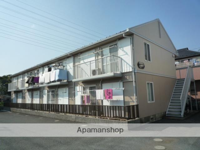 埼玉県北本市、北本駅徒歩11分の築20年 2階建の賃貸アパート
