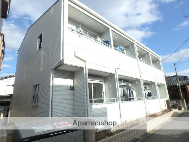 埼玉県桶川市、桶川駅徒歩11分の新築 2階建の賃貸アパート