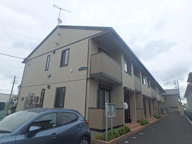 埼玉県鴻巣市、北鴻巣駅徒歩23分の築2年 2階建の賃貸アパート