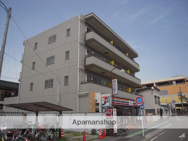 埼玉県鴻巣市、鴻巣駅徒歩2分の築13年 4階建の賃貸マンション