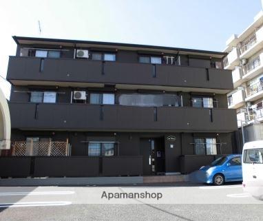 埼玉県行田市、行田駅徒歩13分の築4年 3階建の賃貸アパート