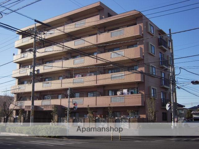 埼玉県北本市、桶川駅徒歩60分の築15年 6階建の賃貸マンション