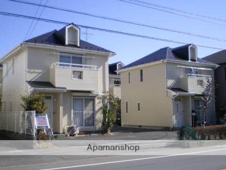 埼玉県上尾市、北上尾駅徒歩29分の築27年 2階建の賃貸テラスハウス