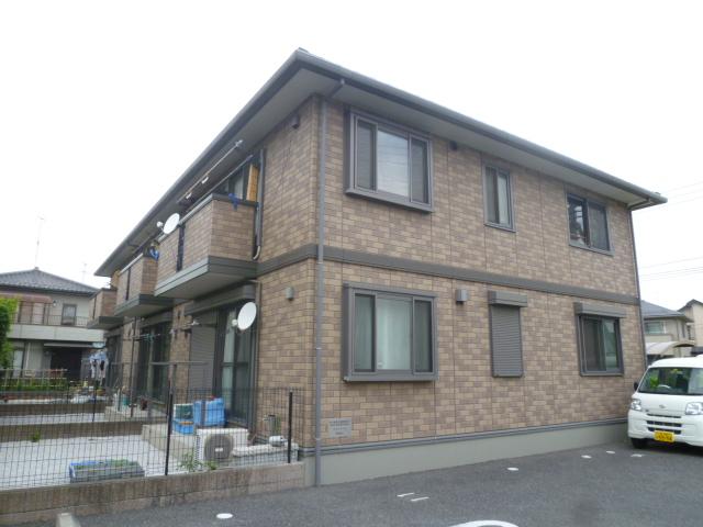 埼玉県鴻巣市、鴻巣駅徒歩19分の築13年 2階建の賃貸アパート