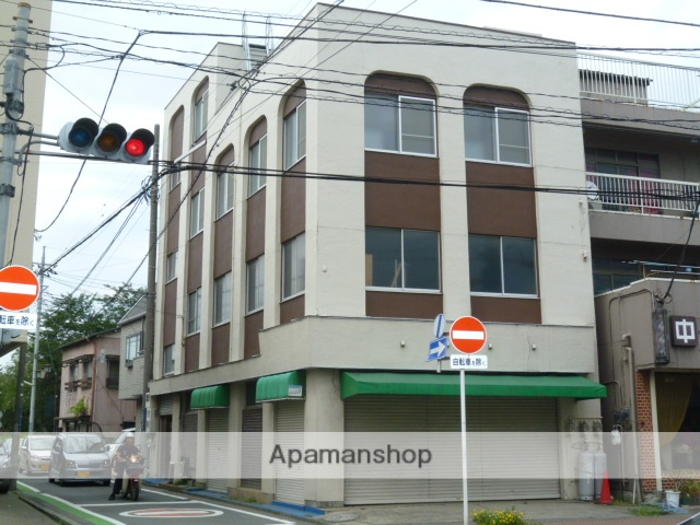 埼玉県鴻巣市、桶川駅徒歩78分の築40年 4階建の賃貸マンション
