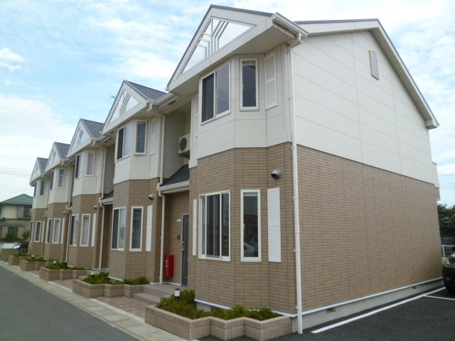 埼玉県鴻巣市、北本駅徒歩62分の築7年 2階建の賃貸テラスハウス