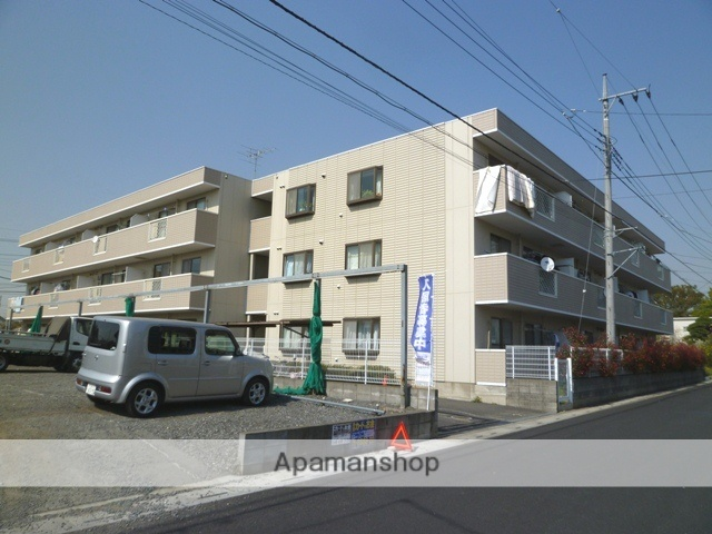 埼玉県さいたま市北区、宮原駅徒歩27分の築20年 3階建の賃貸アパート