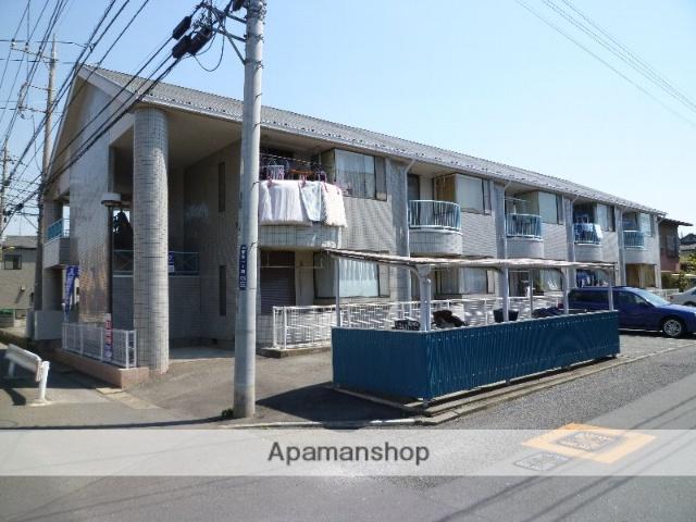 埼玉県上尾市、上尾駅徒歩16分の築29年 2階建の賃貸アパート