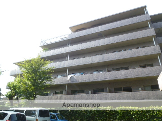 埼玉県北本市、桶川駅徒歩63分の築24年 8階建の賃貸マンション