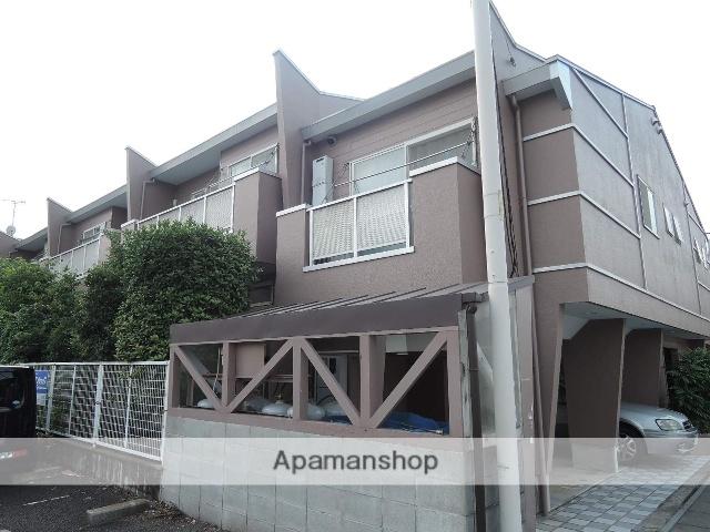 埼玉県上尾市、上尾駅徒歩12分の築26年 2階建の賃貸アパート