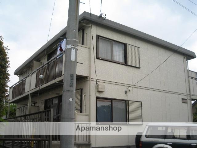 埼玉県桶川市、桶川駅徒歩30分の築24年 2階建の賃貸アパート