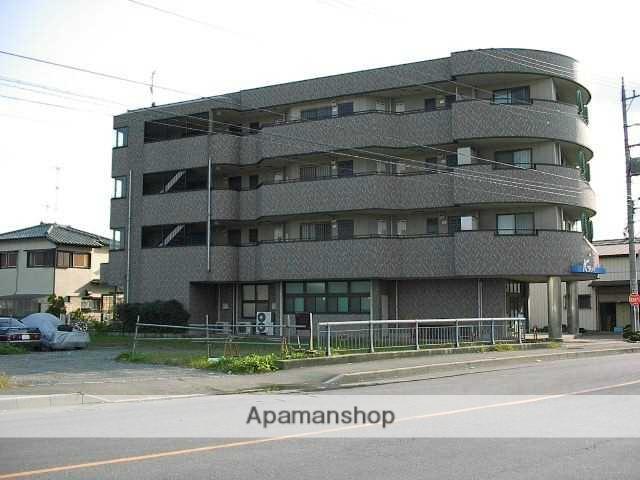 埼玉県上尾市、北上尾駅徒歩8分の築23年 4階建の賃貸マンション
