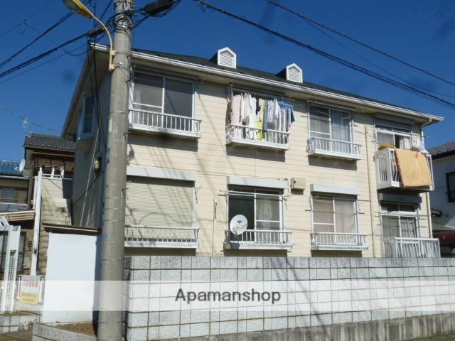 埼玉県上尾市、上尾駅徒歩10分の築27年 2階建の賃貸アパート