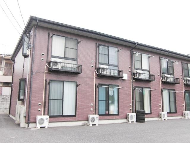 埼玉県上尾市、上尾駅徒歩11分の築12年 2階建の賃貸アパート