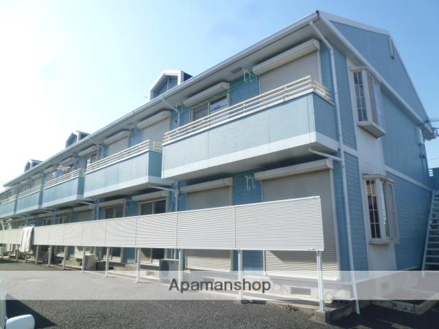埼玉県桶川市、北上尾駅徒歩7分の築25年 2階建の賃貸アパート