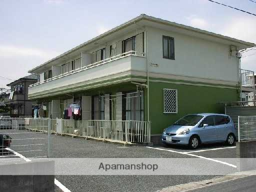 埼玉県桶川市、北上尾駅徒歩13分の築26年 2階建の賃貸アパート