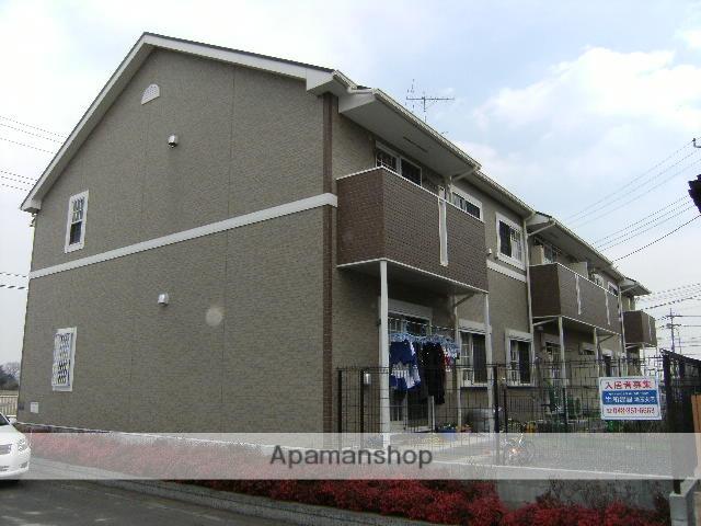 埼玉県北足立郡伊奈町、羽貫駅徒歩13分の築12年 2階建の賃貸アパート