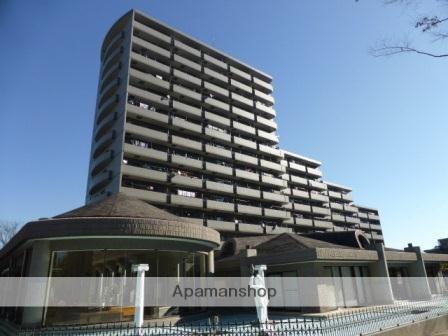 埼玉県北本市、北本駅バス10分ワコーレロイヤルガーデン北本下車後徒歩1分の築25年 14階建の賃貸マンション