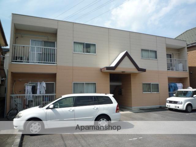 埼玉県上尾市、上尾駅徒歩12分の築28年 2階建の賃貸アパート