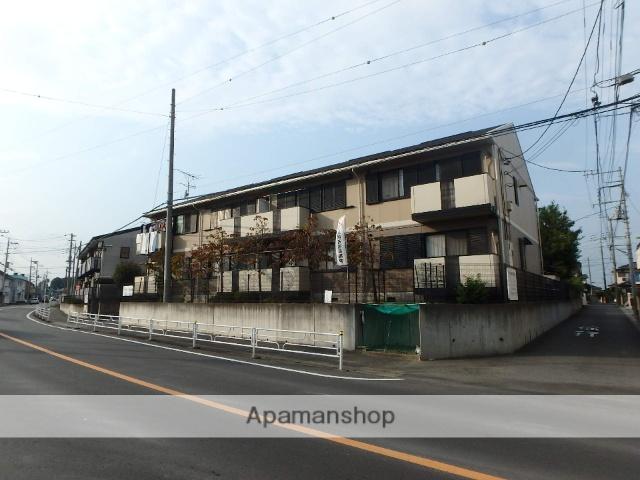 埼玉県北足立郡伊奈町、蓮田駅徒歩35分の築19年 2階建の賃貸アパート