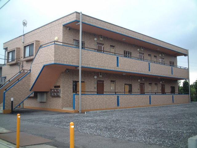 埼玉県上尾市、上尾駅徒歩12分の築14年 2階建の賃貸マンション