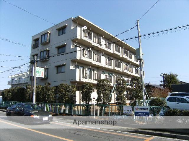 埼玉県北本市、桶川駅徒歩82分の築30年 4階建の賃貸マンション
